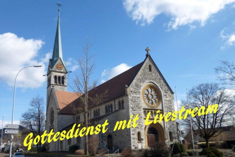 Aufahmegottesdienst der neuen Gümmel