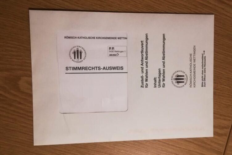 Gemeindeleiter- und Kirchenpflegepräsidentenwahl