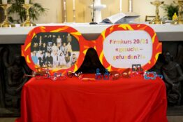 2021 Rückblick Firmung in St. Sebastian 1