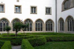 """Rentier-Spaziergang  vom 2. Juni 2021 """"Klostergärten"""" Muri 10"""