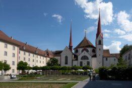 """Rentier-Spaziergang  vom 2. Juni 2021 """"Klostergärten"""" Muri 20"""