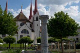 """Rentier-Spaziergang  vom 2. Juni 2021 """"Klostergärten"""" Muri 21"""