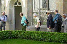 """Rentier-Spaziergang  vom 2. Juni 2021 """"Klostergärten"""" Muri 26"""