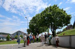 """Rentier-Spaziergang  vom 2. Juni 2021 """"Klostergärten"""" Muri 3"""