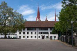 """Rentier-Spaziergang  vom 2. Juni 2021 """"Klostergärten"""" Muri 5"""