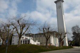 Eröffnungsfeier unseres Pfarreizentrums St. Anton