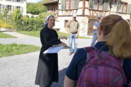 Fusswallfahrt zum Kloster Fahr 16
