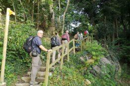 Fusswallfahrt zum Kloster Fahr 8