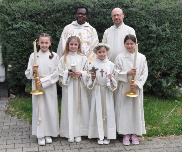 Eucharistie / Erstkommunion 2