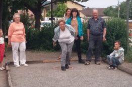 Konzentration und Begegnung  - Ranfterfahrungen in Killwangen