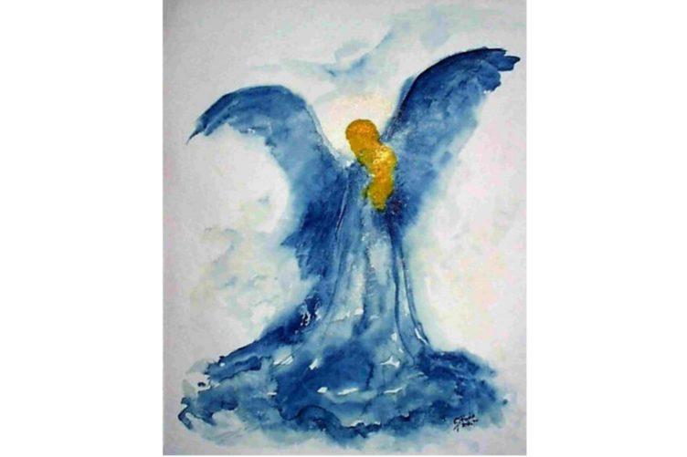 Unterwegs mit einem Engel