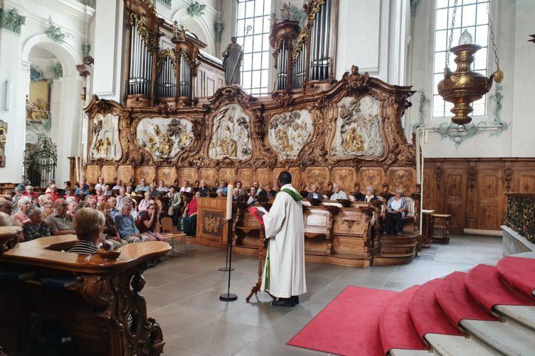 Senioren-Ausflug der Pfarreien Neuenhof und Killwangen