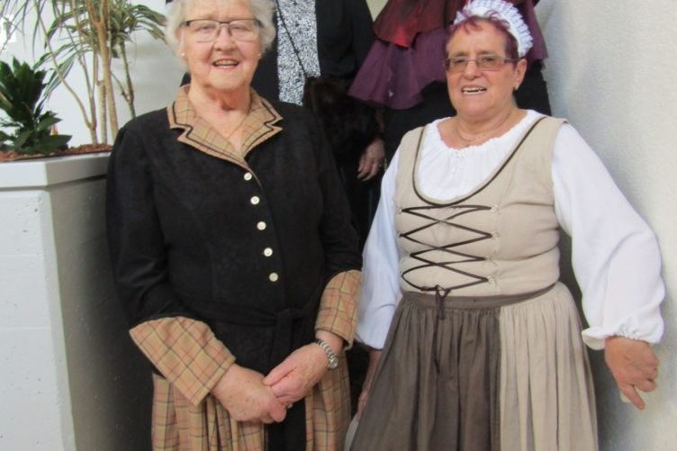 Ökumenische Seniorenfasnacht