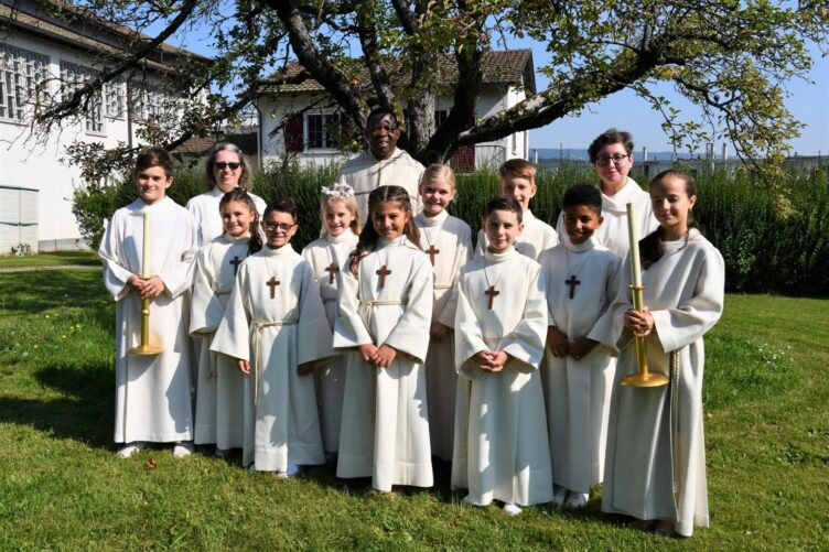 Eucharistie / Erstkommunion 3