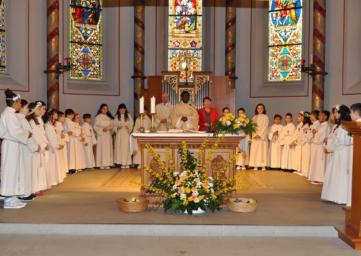 Eucharistie / Erstkommunion 10