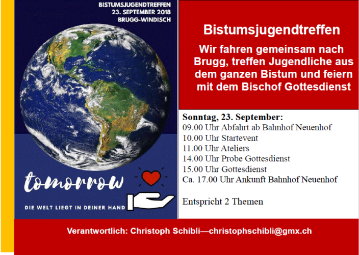 Religionsunterricht / Oberstufenprogramm 3