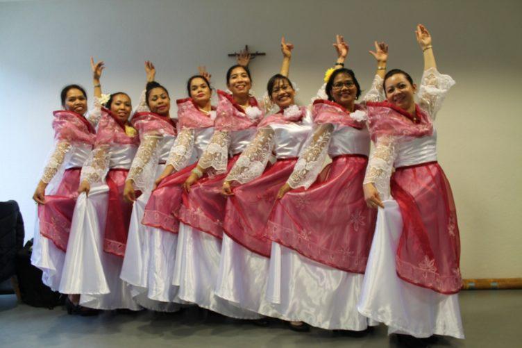 Philippinischer Frauenchor Neuenhof 1