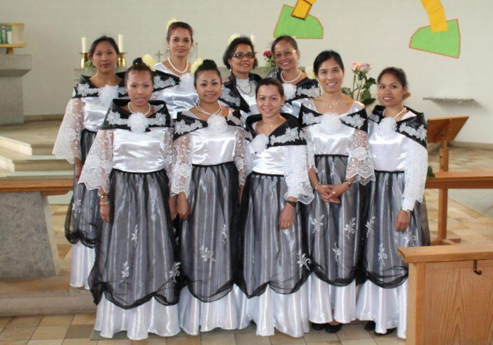 Philippinischer Frauenchor Neuenhof