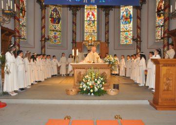 Eucharistie / Erstkommunion 9