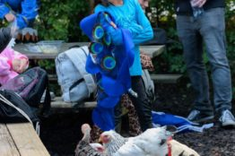 Jungwacht / Blauring auf Safari 8