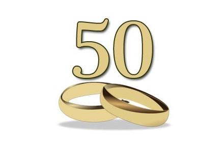 Goldene Hochzeit 2018