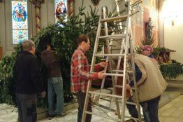 Christbaum aufstellen 1