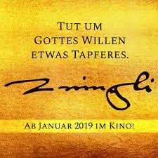 Gemeinsam ins Kino – Vorpremiere von Zwingli