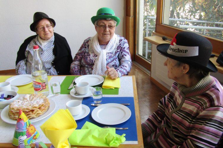 Seniorenfasnacht 2019