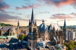 Aachen und Umgebung - Reise in Memoriam Juan Sanchez