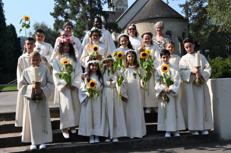 Eucharistie / Erstkommunion 13