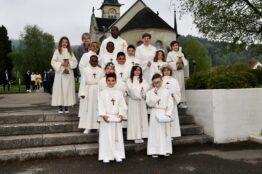 Eucharistie / Erstkommunion 15