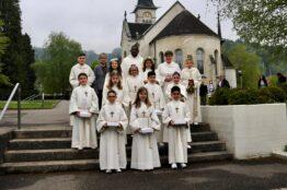 Eucharistie / Erstkommunion 16