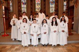 Eucharistie / Erstkommunion 17