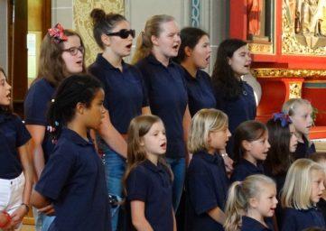 Kath. Kinder- und Jugendchor
