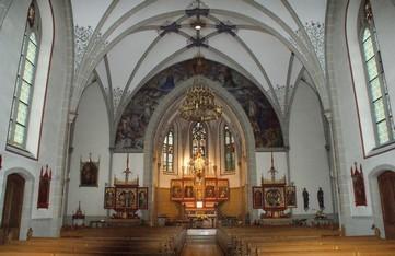 Kath. Kirche Spreitenbach