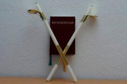 Gottesdienst mit Blasiussegen und Kerzenweihe