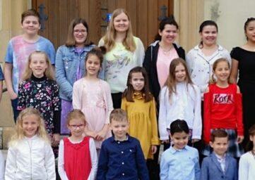 Kath. Kinder- und Jugendchor 7