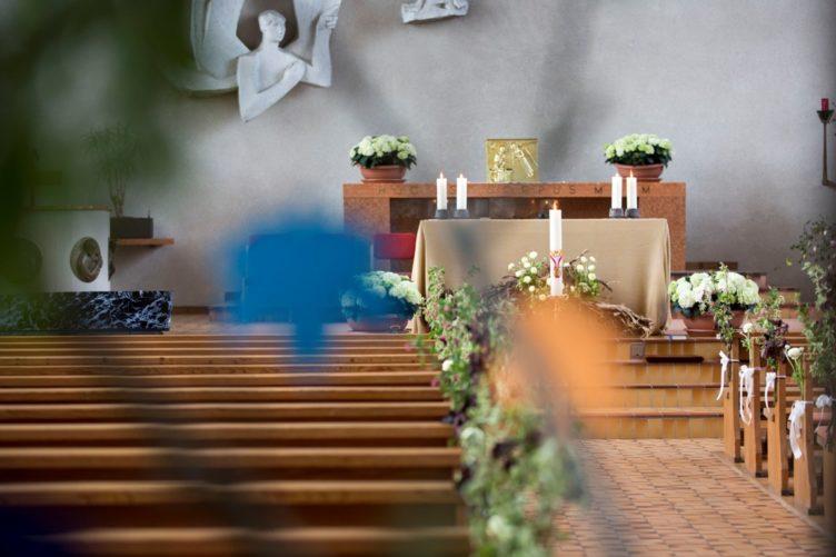 Wiederaufnahme der Gottesdienste