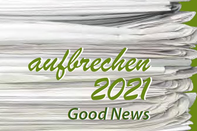 Jahresprogramm Erwachsenenbildung «aufbrechen 2021»