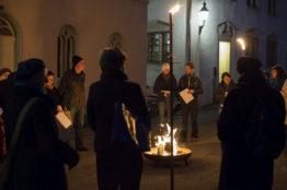 Feuerwache Kirchplatz Fastenzeit