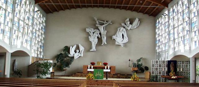 Kirche innen