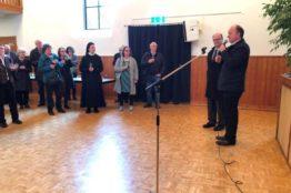 Einsetzung des neuen Gemeindeleiters Dr. Markus Heil