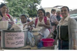 "Fastenopfer-Projekt ""Atuscara"" Kolumbien"