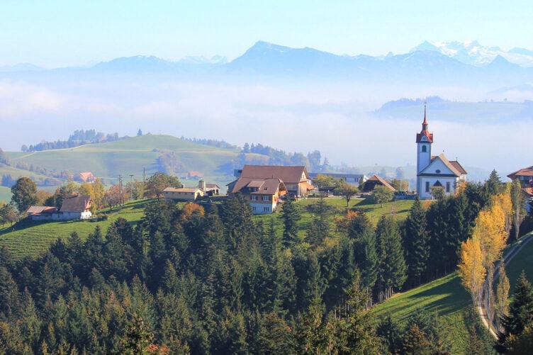Pfarreiwallfahrt nach Menzberg