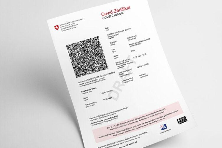 Neue Massnahmen mit oder ohne Covid Zertifikat